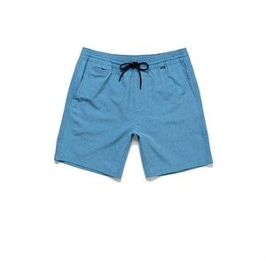Hurley Phantom One And Only Volley Shorts Blue